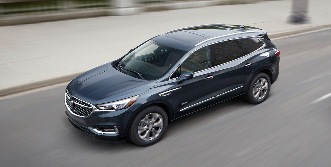 Explore great offers on the 2019 Buick Enclave Avenir.