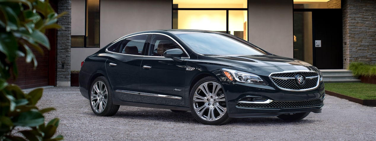 The Buick LaCrosse Avenir.