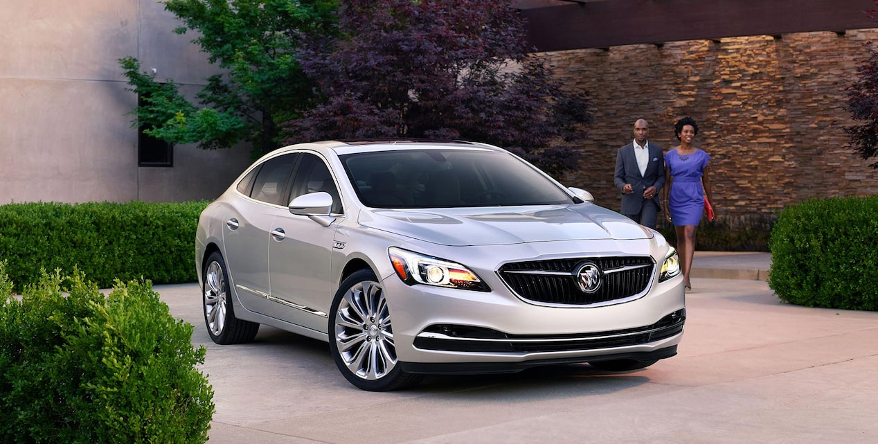 Explore offers for the 2019 Buick LaCrosse.