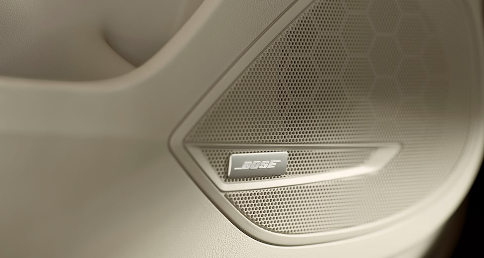Regal Sportback's available 8-speaker Bose premium audio system.