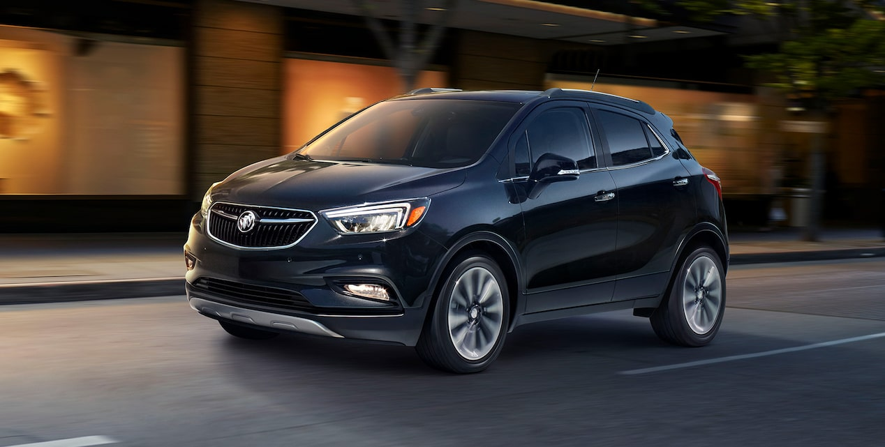 Explore offers on the Buick Encore.