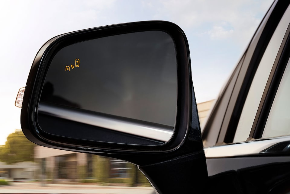 2020 Encore Small SUV: Blind Spot Safety Alert.