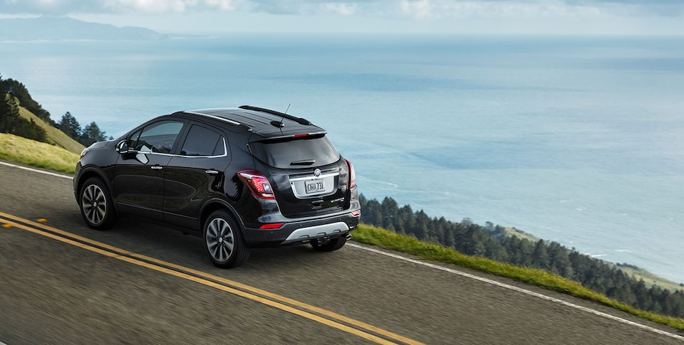 2020 Buick Encore SUV: Ocean View Driving.