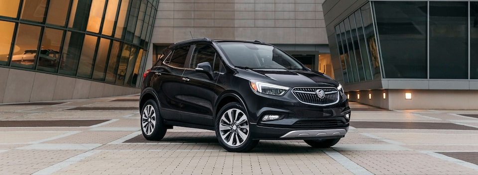 2020 Buick Encore Small SUV.