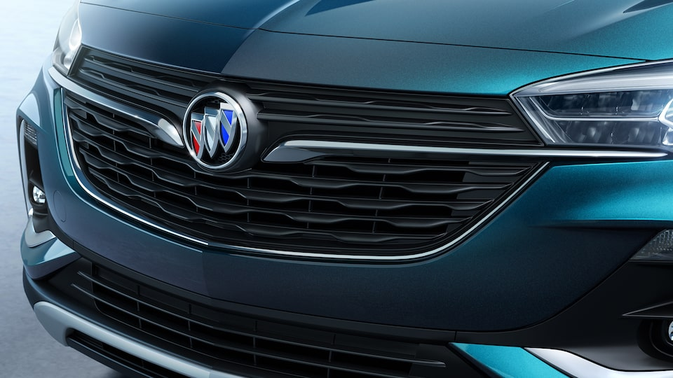 All-New 2020 Encore GX Grille.