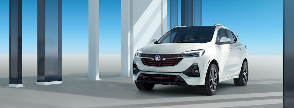 The All-New Buick Encore GX Exterior.