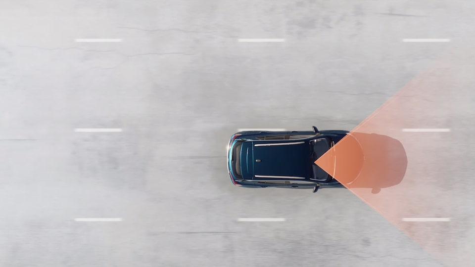 The All-New Buick Encore GX Lane Assist Safety Feature.