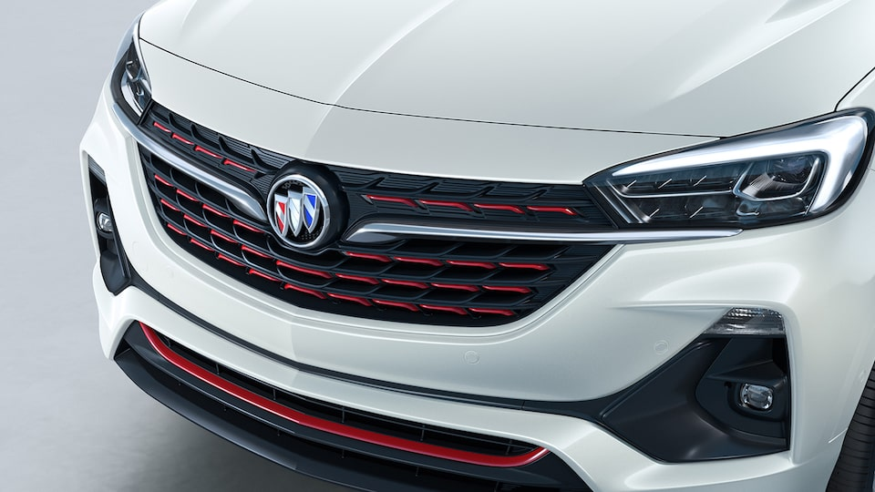 All-New 2020 Encore GX Sport Touring Grille.