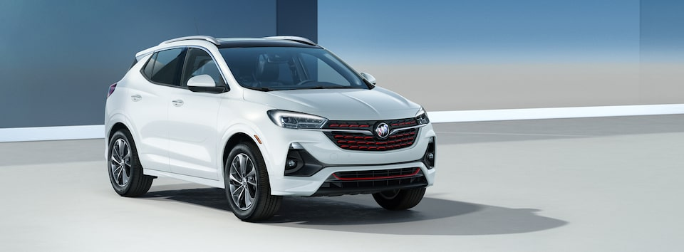The All-New 2020 Encore GX Sport Touring Package.