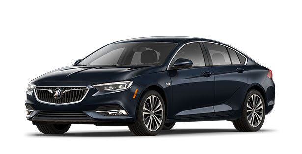Download a brochure for more information about the 2019 Buick Regal Sportback mid-size luxury sedan.