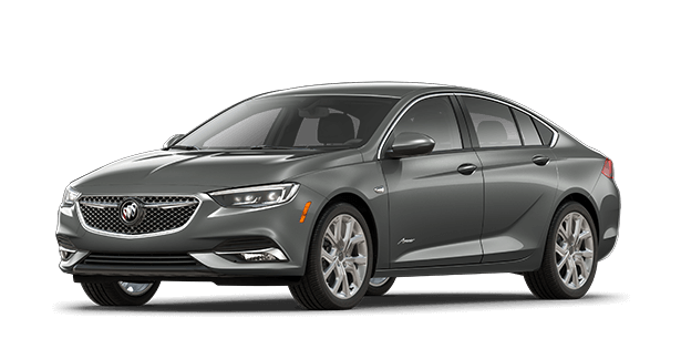 The 2019 Buick Regal Sportback avenir trim.