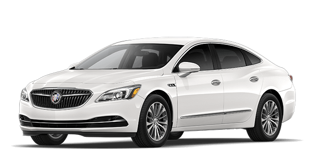 2019 Buick LaCrosse Preferred trim.