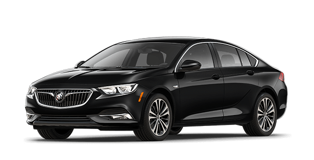 The 2019 Buick Regal Sportback preferred II trim.