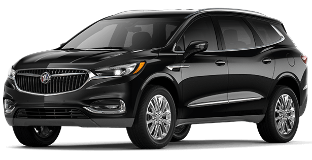 The 2019 Buick Enclave Premium trim.