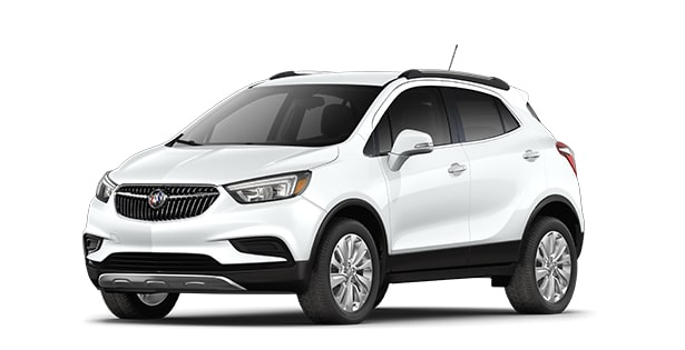 2019 Buick Encore small luxury SUV.
