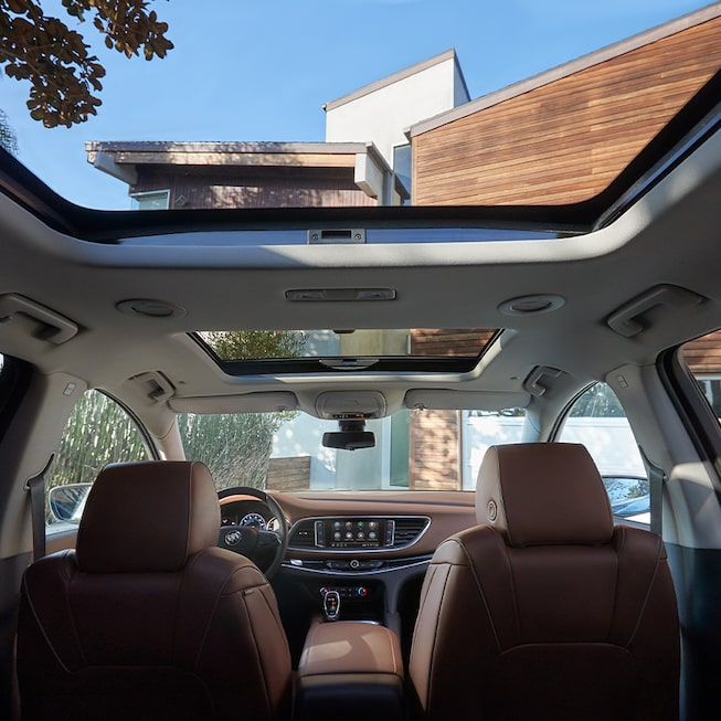2020 Buick Enclave SUV Featuring The Moonroof.