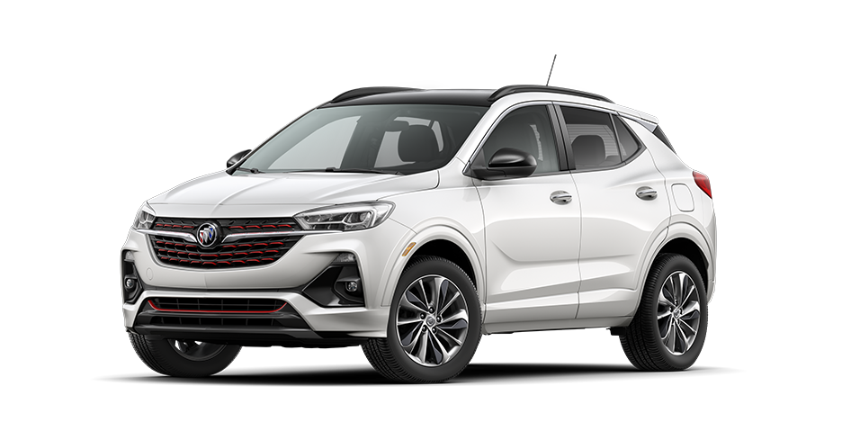 2020 Encore GX White Frost Tricoat.