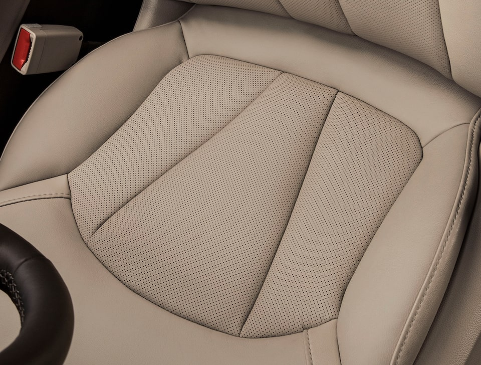 2020 Envision safety alert seat.