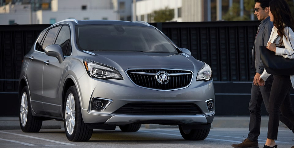 Explore great offers on the 2020 Buick Envision.