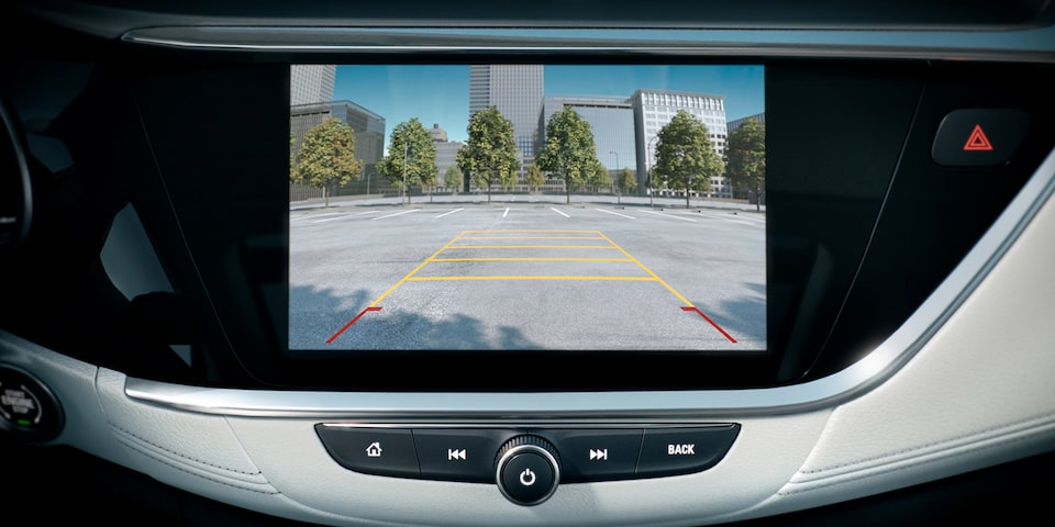 2021 Envision safety rear vision camera.