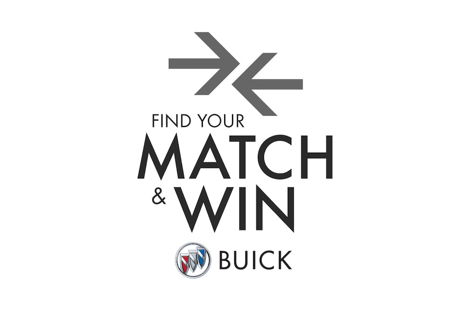 Do you and the sporty Encore GX share chemistry or are you meant for the stylish Envision? Find out and enter for your chance to win a new Buick. ENTER NOW!