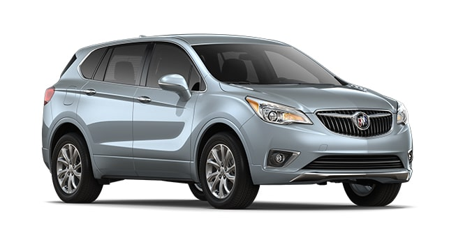 2019 BUICK ENVISION PREFERRED AWD