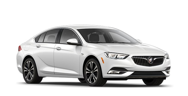 2020 BUICK REGAL SPORTBACK PREFERRED II FWD