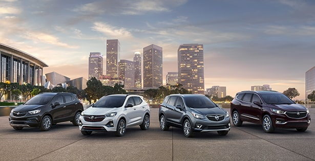 Download a brochure for more information about the 2020 Buick SUV lineup.