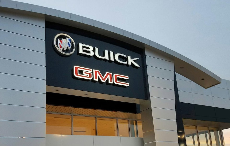 Buick dealers are open for sales and service.