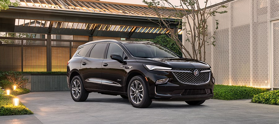 2022 Buick Enclave mid-size SUV.